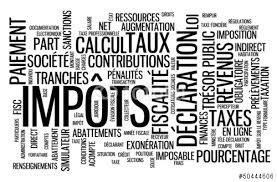 Skatt och beskattning i Frankrike