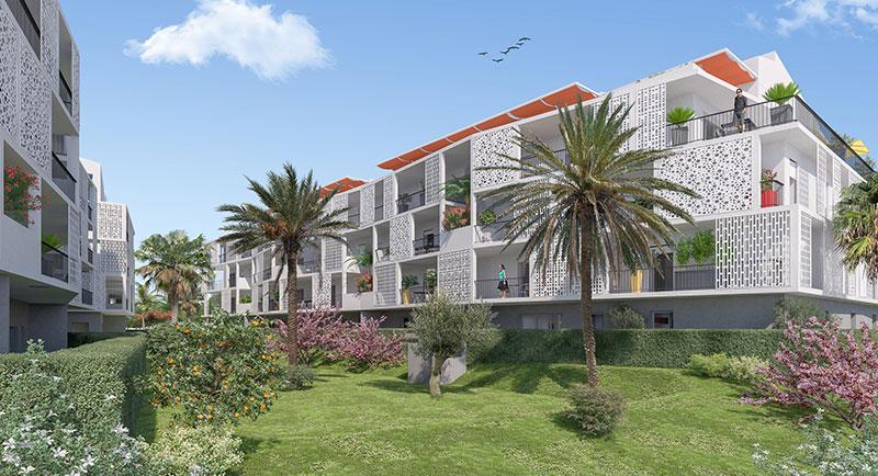 Lägenhet till salu på franska Rivieran i Cannes