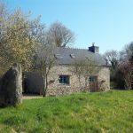 Fin cottage till salu i Bretagne