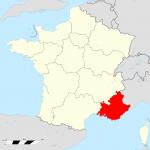 Provence och franska Rivieran