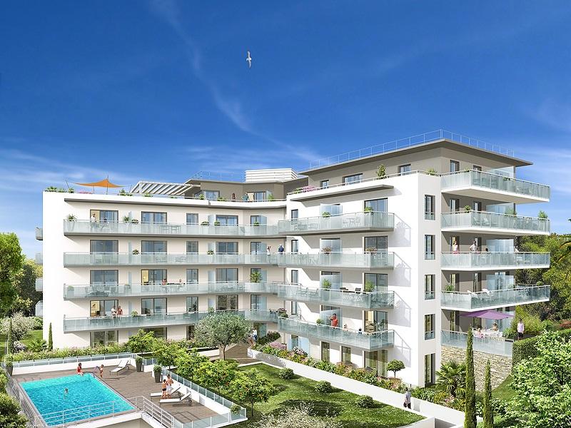 Lägenhet till salu i Nice - Säljes