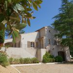 Villa till salu i Provence i Sillans-la-Cascade