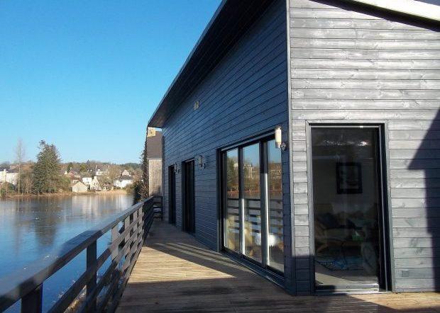 Fantastiskt hus säljes i Bretagne