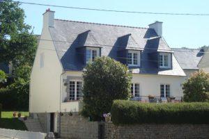 Huelgoat - Hus till salu i Finistère, Bretagne