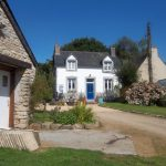 Huelgoat hus till salu i Bretagne