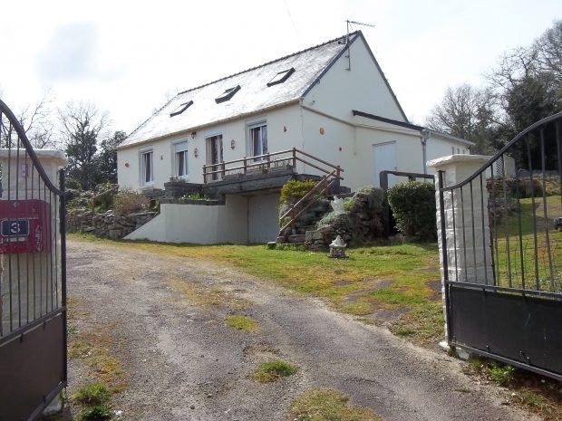 Finistère hus till salu i Huelgoat