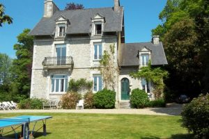 Maison de Maitre till salu i Bretagne