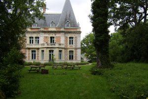 Lägenhet säljes i slottet Chateau de Monbrison