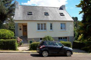 Hus till salu i Bretagne
