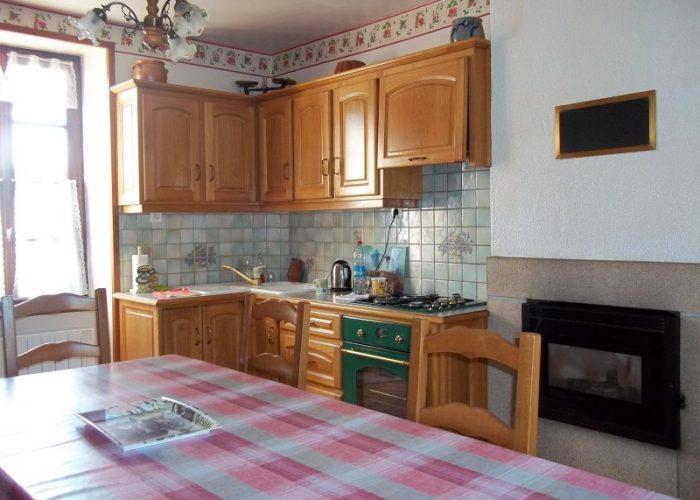 Hus säljes i Bretagne Huelgoat