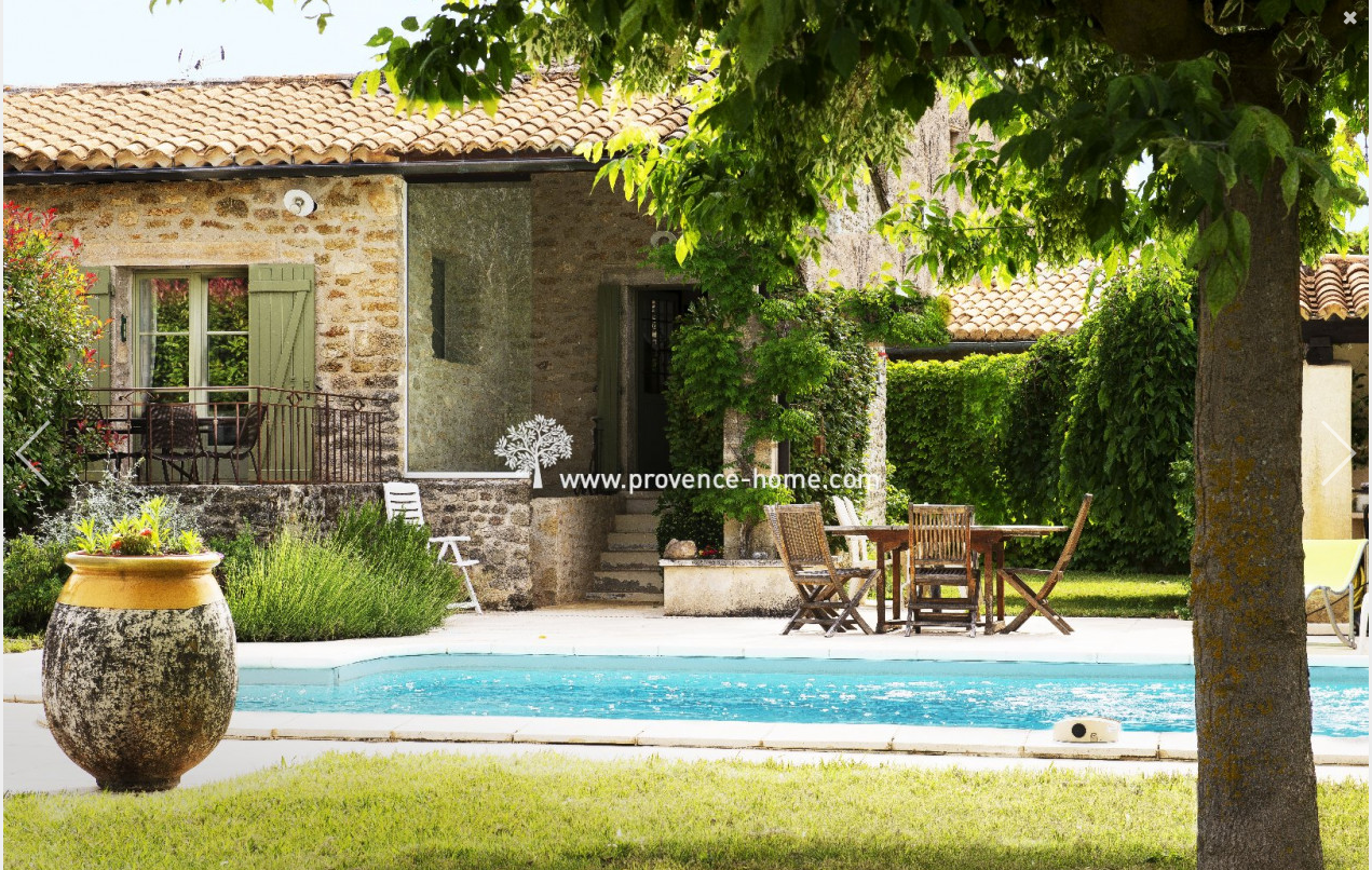 Nyrenoverat gårdshus till salu i Provence! Köpa hus i Oppède, Lubéron, Vaucluse. Köpa semesterbostad i Lubéron. Köpa semesterhus i Vaucluse. Frankrike.