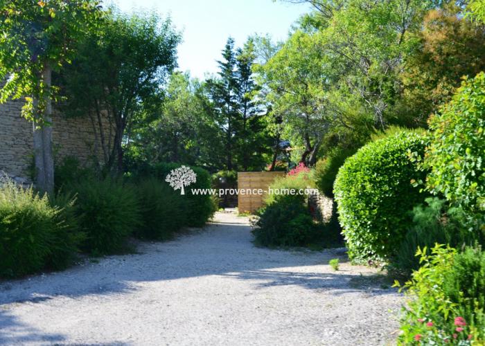 Köpa lägenhet i Provence - Lägenhet säljes i Gordes, Provence.