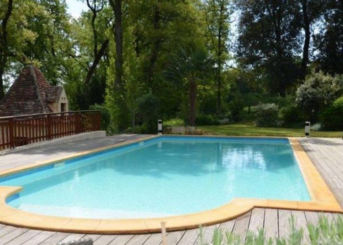 Domme - Fin fastighet till salu. Hus säljes i Dordogne, Périgord, Frankrike.