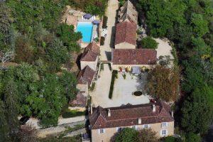 Saint-Alvère - Fantastisk fastighet till salu i Dordogne, Frankrike.