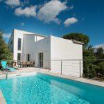 Köpa hus i Languedoc-Roussillon, Köpa hus i Pyrenéerna, Lamalou-Les-Bains, Hérépian, Köpa hus i Hérault, Bostad i Occitanie. Pool, design. Hyra, Hyra ut.