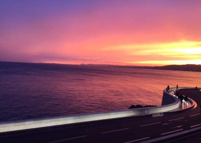Lägenhet uthyres i Nice. Semesterlägenhet i Nice, franksa Rivieran. Hyra, Uthyres. Havsutsikt, balkong. Bostad. Semesterbostad. Alpes-Maritimes. Uthyrning.