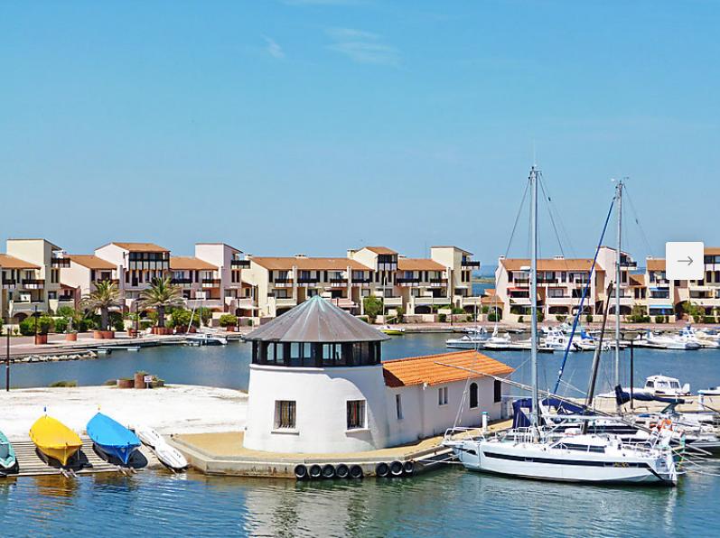 Studiolägenhet i Sydfrankrike vid Medelhavet säljes!