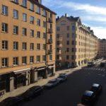Bytes lägenhet på Södermalm mot Medelhavet
