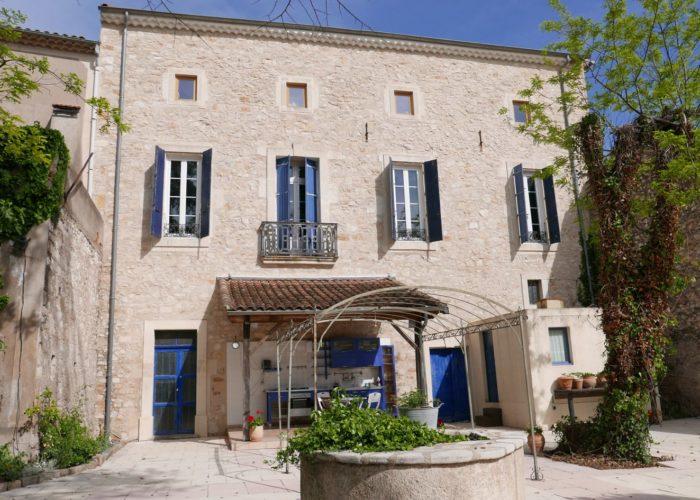Stort Bed&Breakfast säljes eller uthyres i Languedoc-Roussillon, Occitanie