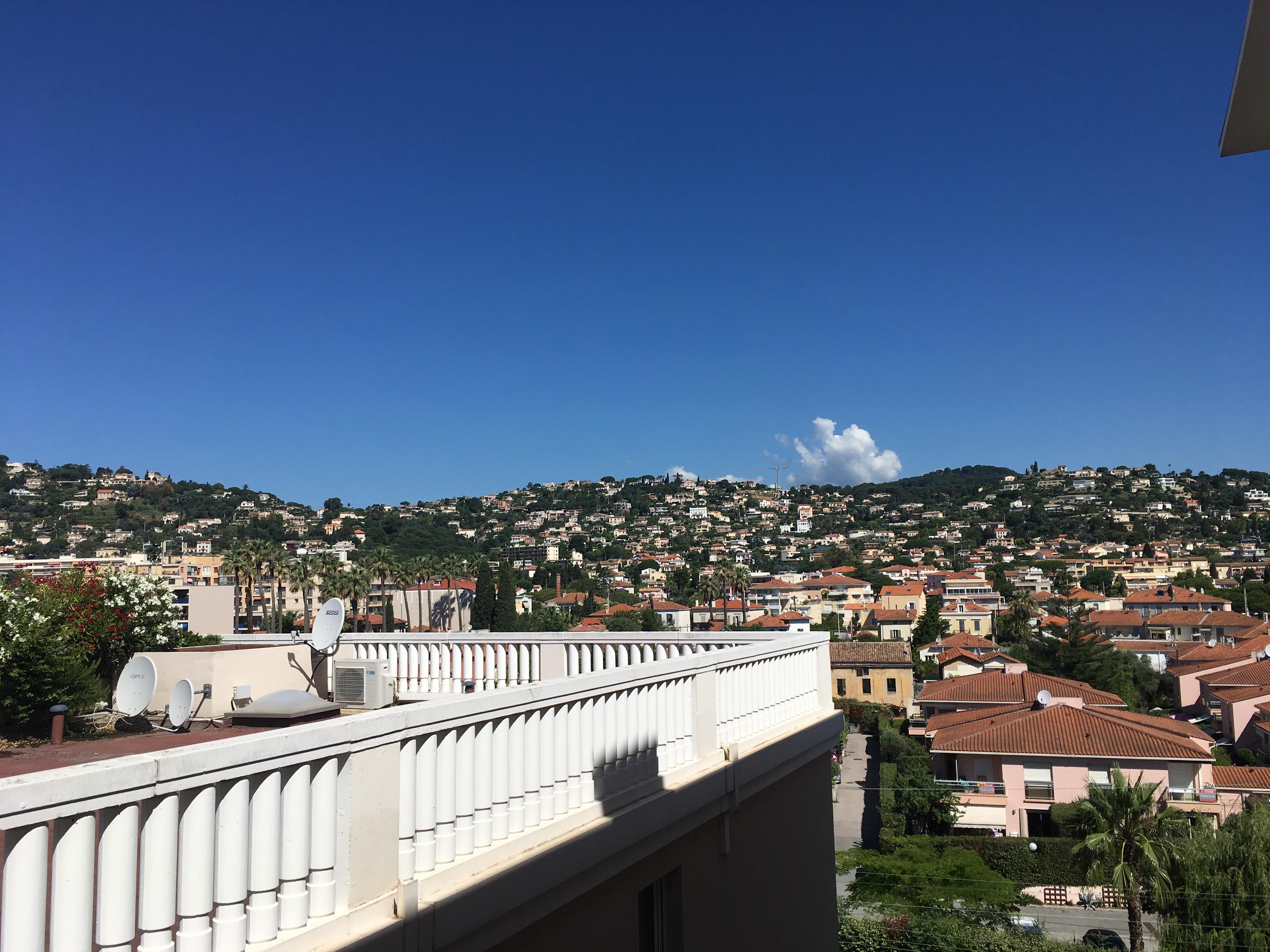 Lägenhet uthyres i Golfe Juan på franska Rivieran