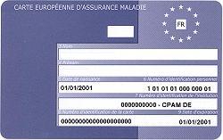 EU kortet